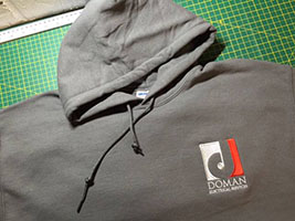branded work-wear, custom hoodies, from Anagi